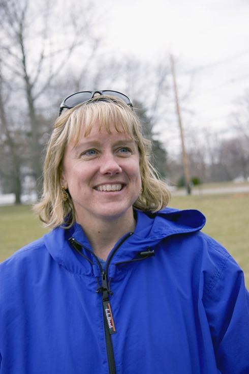 Marcia Stokes — Our Organizer